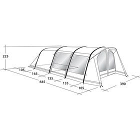 Outwell Cruiser 6AC Tent